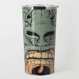 face2 Travel Mug