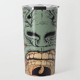 face2 Travel Mug