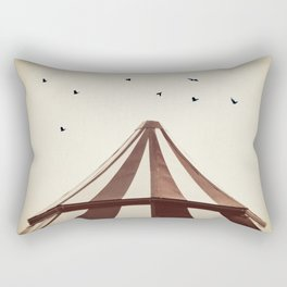 Le Carnivale Rectangular Pillow