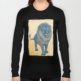 The Wise Lion Long Sleeve T-shirt