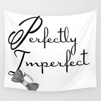 coke Wall Tapestries featuring Perfectly Imperfect by kltj11