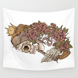 Suicide Sin Wall Tapestry