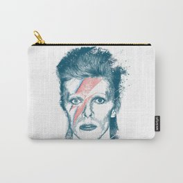 So Long Bowie.... Carry-All Pouch