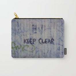 Keep Clear Carry-All Pouch