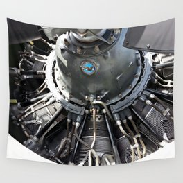 Dependable Engines Wall Tapestry