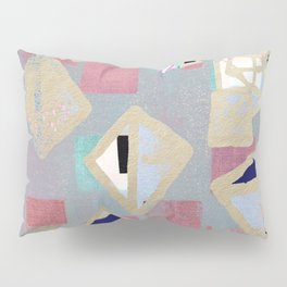 Art deco, geo art, diamonds Pillow Sham