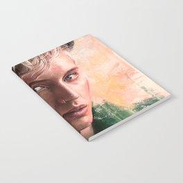 Troye Sivan Notebook