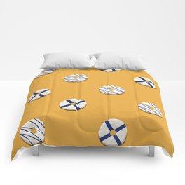 Pow-Pow + Sailor Comforters