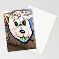 Doggy on the Wally Stationery Cards