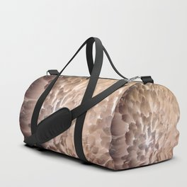 Soft light through the feathers 2 Duffle Bag
