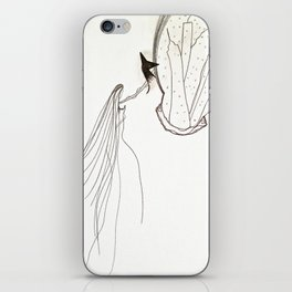 Barking up the wrong tree iPhone Skin