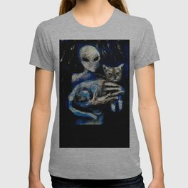 Lost Cat Found T-shirt