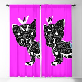 Cougar del mar ecopop Blackout Curtain