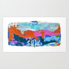 FLOOD II Art Print