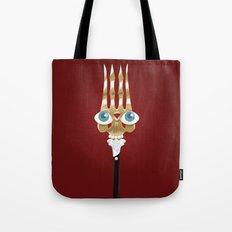 Victorian Granma Tote Bag