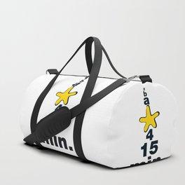 Be a Star Duffle Bag