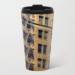 1924 Gaylord Apartments Vintage Neon Sign  Travel Mug