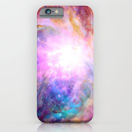 Galaxy Nebula iPhone Case