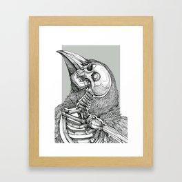 Within Us Framed Art Print
