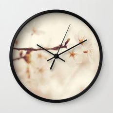 Ethereal Spring Wall Clock