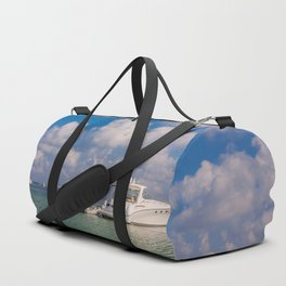 Anchored Duffle Bag