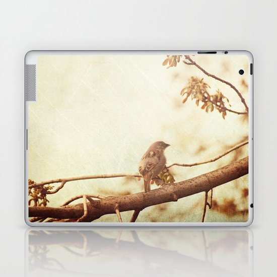 Morning Song Laptop & iPad Skin
