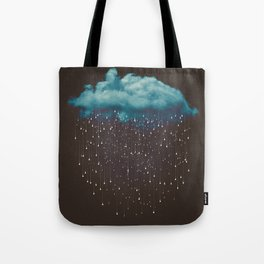 Let It Fall Tote Bag