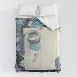portrait: people have sides & sometimes we hide them Comforters