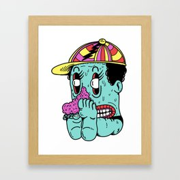 Nariga Framed Art Print