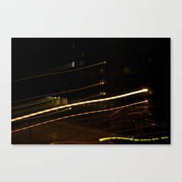Laserz Canvas Print