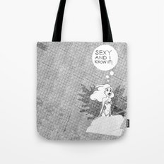 SEXY & I KNOW IT. Ariel The Little Mermaid Tote Bag