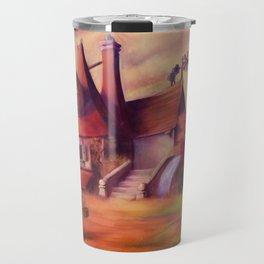 A Peculiar Girl Travel Mug