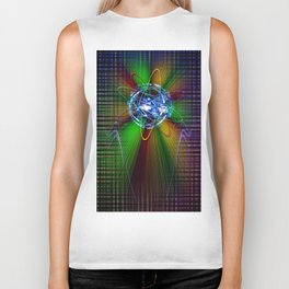 Creations in the color spectrum of the rainbow 2 Biker Tank