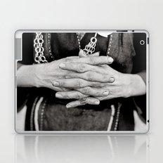 Working Hands Laptop & iPad Skin