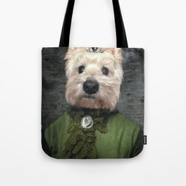 Lady Misty Tote Bag