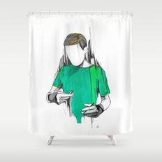 Alexis Shower Curtain