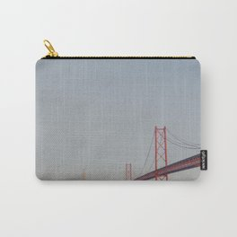 Across the Bridge Carry-All Pouch