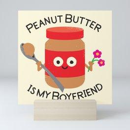 Don't Be Jelly Mini Art Print