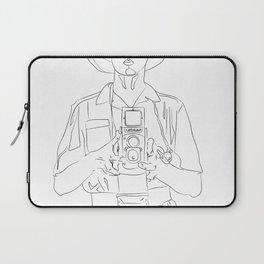 Vivian Maier Laptop Sleeve
