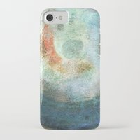 saturn iPhone & iPod Cases featuring Saturn by Fernando Vieira