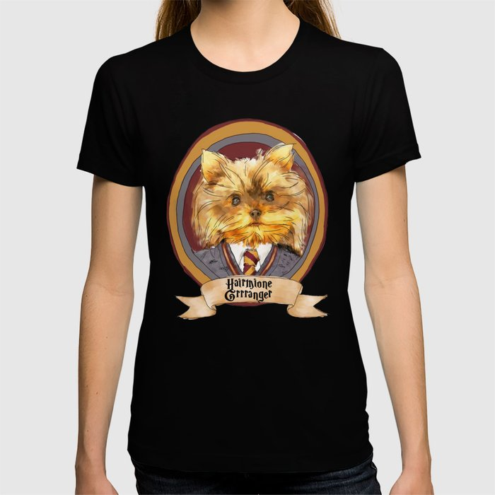 Hairy Pawter's: Hairmione Grrranger T-shirt
