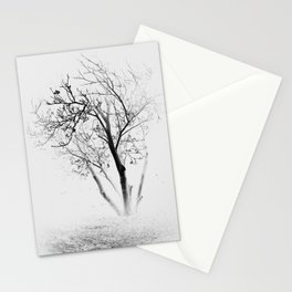 Lonely Tree Stationery Cards
