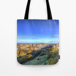 Edinburgh City View Tote Bag
