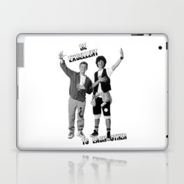 Bill and Ted's Excellent Adventure Laptop & iPad Skin
