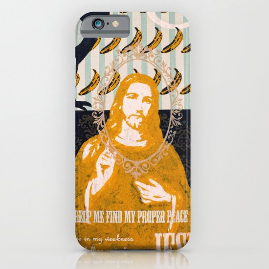 Jesus iPhone & iPod Case