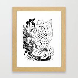 Conjunction  Framed Art Print