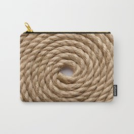 Sisal rope Carry-All Pouch