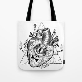 Cypher Tote Bag