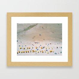 Labor Day Folly Framed Art Print