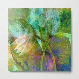 lotus2 Metal Print